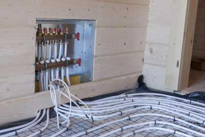 Fußbodenheizung: Angenehme Wärme und Energie sparen