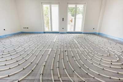 Ihr neues Heim mit Fußbodenheizung oder nachträglicher Einbau